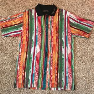Coogi Vintage Polo Shirt Size L